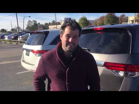 2014 Odyssey for Ruth from Zac Franks 205-365-1772 at Tameron Honda in Birmingham