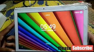 Tablet I kall N10 Unboxing by Matlabi Duniya