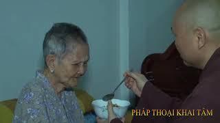 Gánh Mẹ - cảm động Thầy CHÂN TÍNH tiễn đưa Thân Mẫu về nơi ai nghỉ cuối cùng
