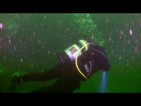 Monterey trident dive