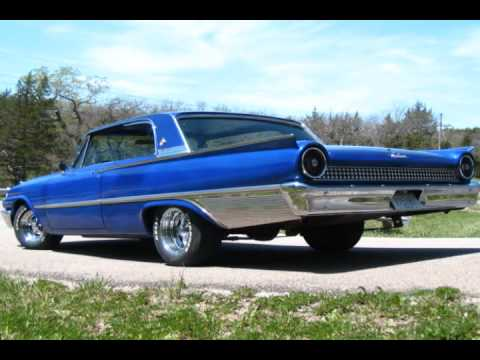 1961 ford galaxie youtube. Black Bedroom Furniture Sets. Home Design Ideas