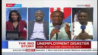 Kenya\'s Youth Unemployment reaches peak | The Big Story 22nd October 2018