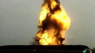 Tanker carrying liquid propane and isobutane explodes in Murdock Illinois