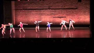 Joffrey Ballet School Summer Intensive Jazz Dance Performance-Choreo.By Ashani Mfuko