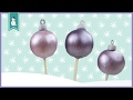 ORNAMENT CAKE POPS I How to make easy Ornament Cake Pops I Arctic Set