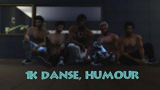 1K Danse, Humour / Sims 4