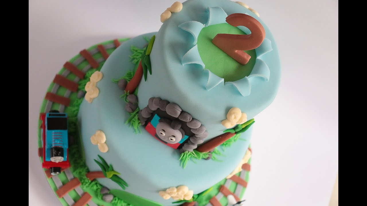 Thomas The Tank Engine Cake Ideas
