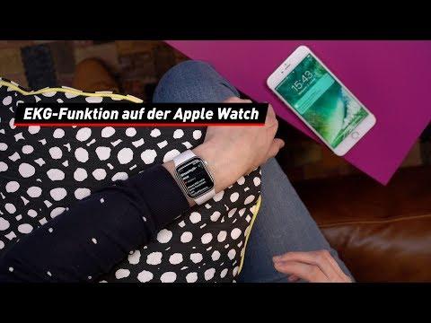 Smarter Helfer: EKG auf der Apple Watch ausprobiert