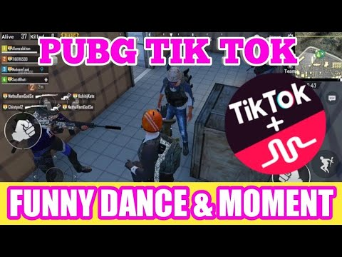 PUBG MOBILE BEST TIKTOK VIDEOS #Part6 | FUNNY MOMENTS AND HIGHLIGHTS🤣