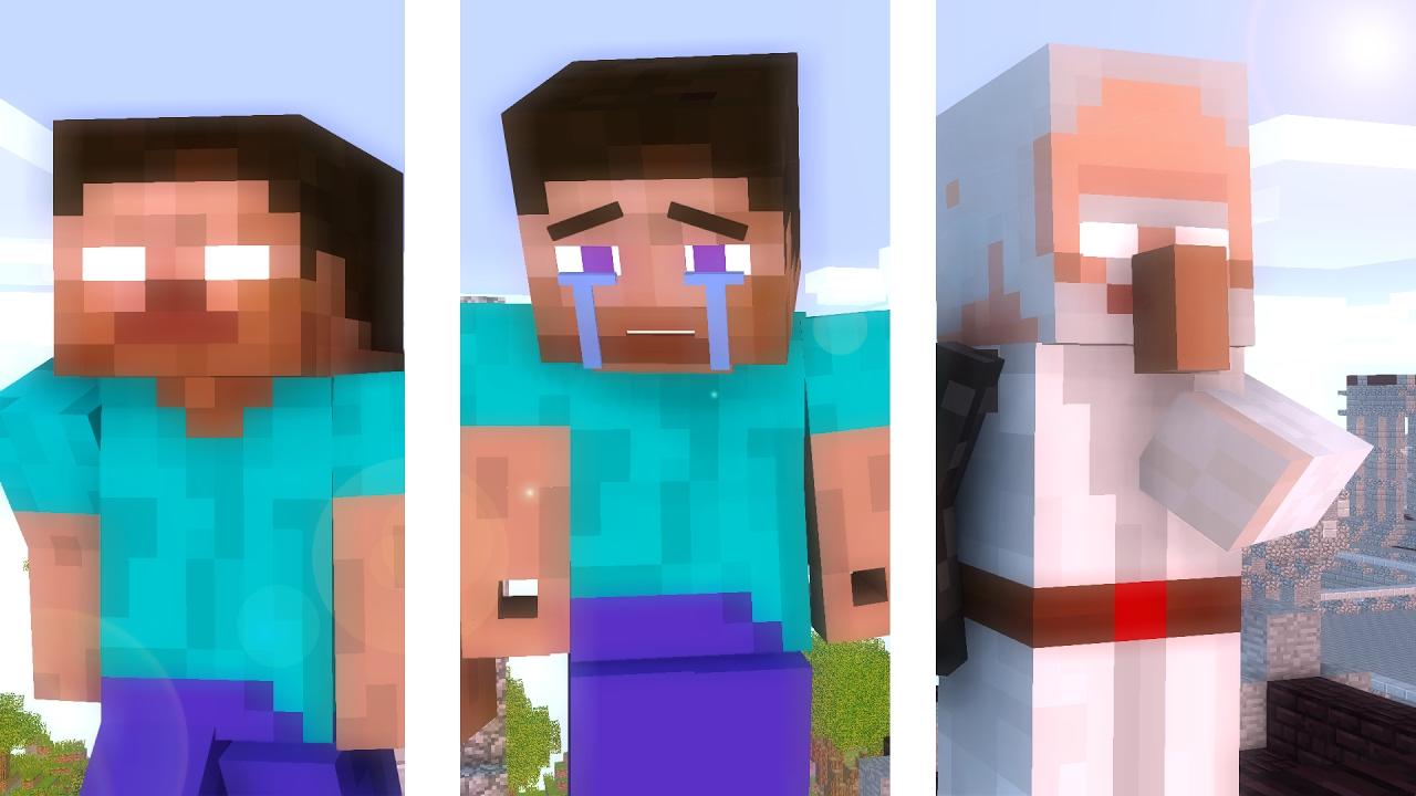 Steve Life 4 - Minecraft animation - YouTube