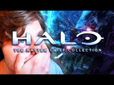 WHAT THE HALO RINGS *REALLY* DO - Halo 1 (w/ Friends!)