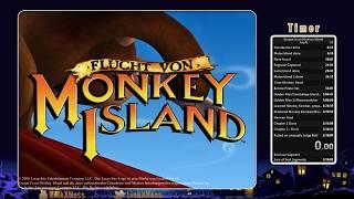 Escape from Monkey Island Speedrun in 1:39:20 [WR]