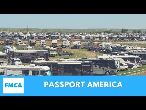 Passport America - FMCA 2017