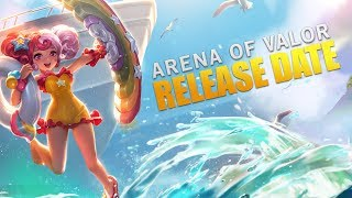 Video Arena of Valor Release Date, Name Change, and Letter to Community download MP3, 3GP, MP4, WEBM, AVI, FLV November 2018