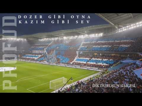 TRABZONSPOR - Beşiktaş || Duygulandıran KOREOGRAFİ || Bu ONUR VE GURUR Hepimizin.