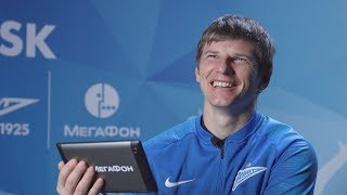 #Ask Андрей Аршавин — скоро на «Зенит-ТВ»