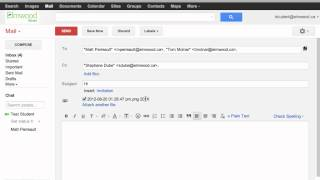 Gmail: Send, compose, reply, starred, important search
