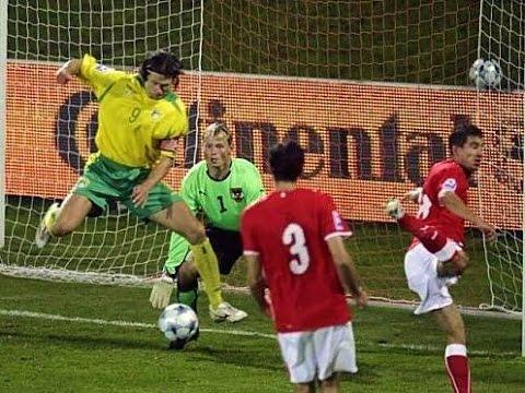 Lietuva - Austrija 0:2 | Marijampolė 2008 rugsėjo 8