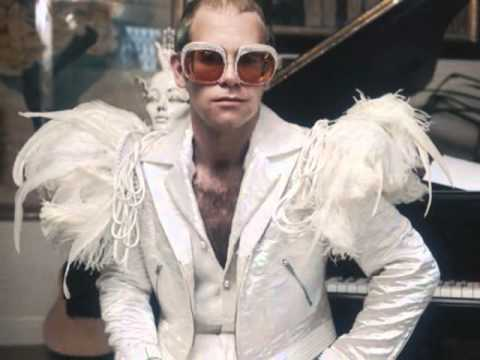 Elton John Someone Saved My Life Tonight Solo Live 1
