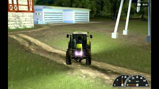 Lets Play Agricultural Simulator 2011 -Biogas Add on -  Ep 010