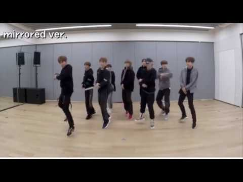 [Mirrored] NCT 127 - 'Simon Says' Mirrored Dance Practice 안무영상 거울모드