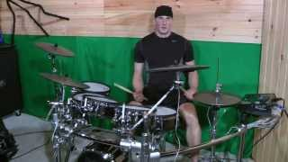 Drum Lesson- Kevan Roy- Syncopated Ride Hi-hat Pattern
