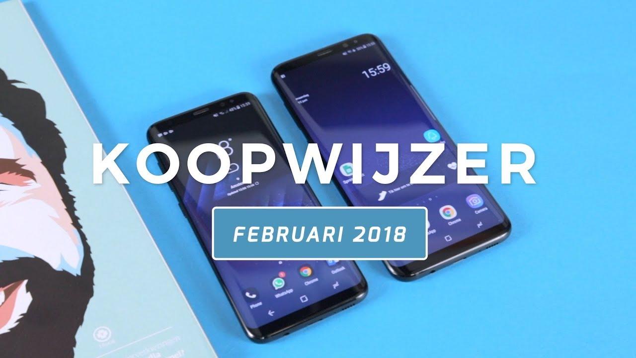 Dit Zijn De Beste Smartphones Van Februari 2018
