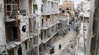 """حلب في هدنة هشة لمدة 48 ساعة..و""""أصدقاء سوريا"""" يدعون لاستئناف المفاوضات     10-5-2016"""