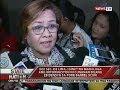 SONA: Pagiging 'provisional' state witness ni Dennis Cunanan, kinuwestyon ng ilang Senador