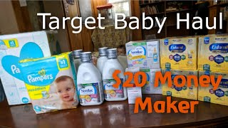 Target Baby Haul | Last Time To Use Free Similac Coupons!!!