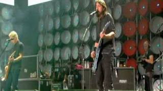 Foo Fighters - Best Of You - Live Earth 4 / 5