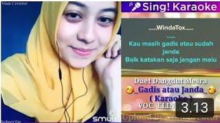 Download Gadis atau Janda Duet Karaoke Tanpa Vokal