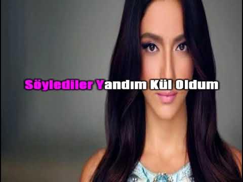 Öykü Gürman-Kül Oldum 2018 karaoke