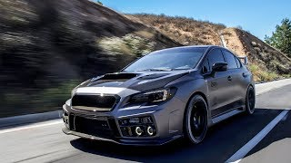 2018 Subaru STI ChargeSpeed Kit Full Vinyl Wrap!