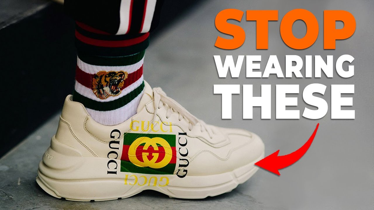[VIDEO] - 6 Shoes Men Should NEVER Wear | Don't Wear These! Alex Costa 9