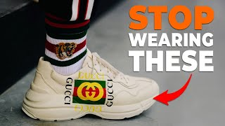 6 Shoes Men Should NEVER Wear | Don't Wear These! Alex Costa