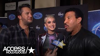 American Idol Judge Lionel Richie Brings Music History To Judges' Panel