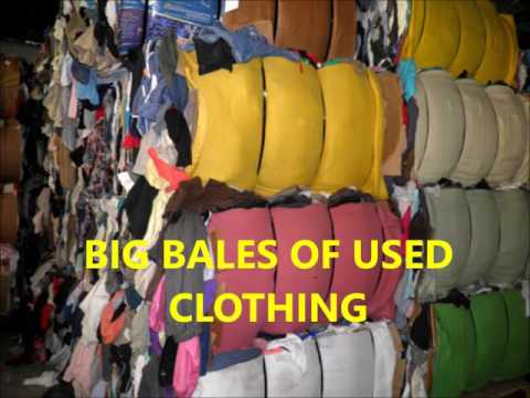 America's Best BULK USED CLOTHING, Second Hand Clothes, Used