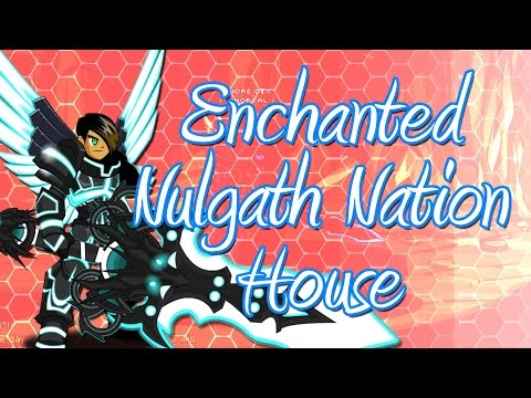 AQW - Enchanted Nulgath Nation House