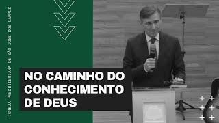 Pregação do dia 16/02/2020 na Igreja Presbiteriana Central de SJCampos