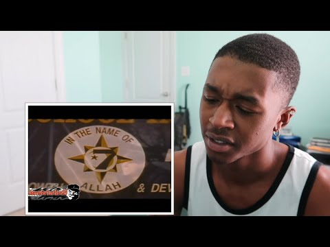 GANG STARR - ABOVE THE CLOUDS | REACTION