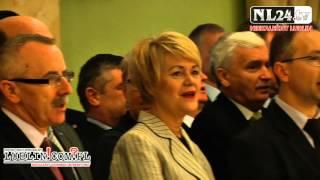 Spotkanie opłatkowe w Lubelskim Urzedzie Wojewódzkim