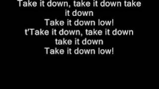 Akon Ft Chris Brown Take it down low(Lyrics).