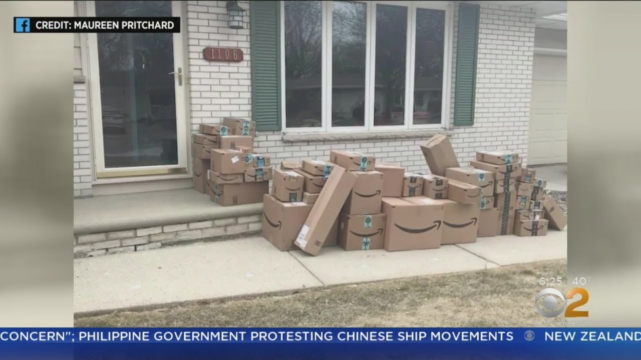 amazon box april fools joke