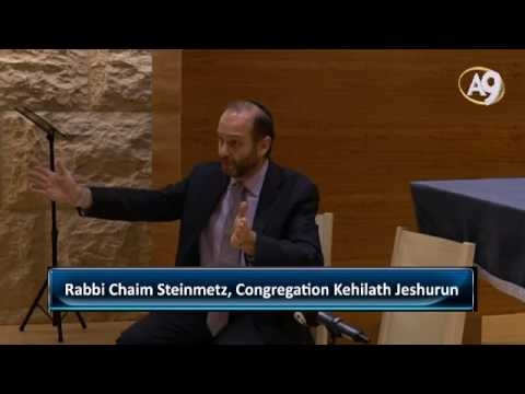 Rabbi Chaim Steinmetz, Congregation Kehilath Jeshurun
