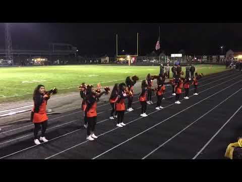 Lanphier High School Dance Team 2016