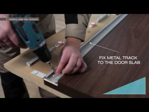How To Install The «Magic Door» System
