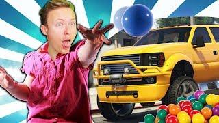 AUS BÄLLEPARADIES GEFLOGEN - SANDKING PRO! | GTA 5 Online