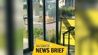 City responds to property crime