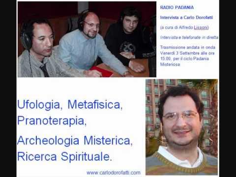 Intervista a Carlo Dorofatti (3 settembre 2010) - Estratto